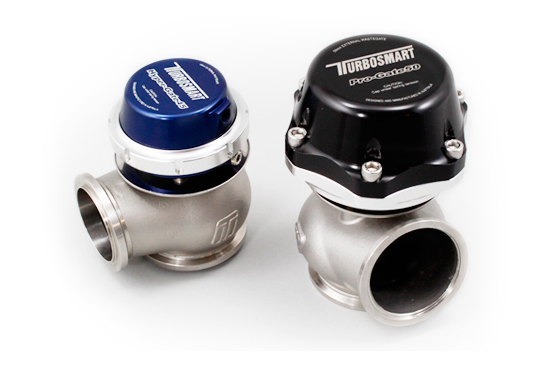 TS wastegate back